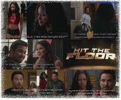Hit The Floor Ahsha And Derek Scenes by 100 Cast Of Hit The Floor Asha Pin By Kristen Furr On