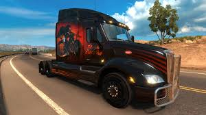 American Truck Simulator: Halloween Paint Jobs (2016) Promotional ... Method Race Wheels Offroad Dayton For American Truck Simulator Blog How To Install Premium Quality Wheel Simulators On Your 2017 Top Selling High Japanese Made In 165 Chrome Rv Motorhome Dual Rim Hub Covers 175 Inch Stainless Steel Cover Chrome Alcoa Rim Pack V1 Standalone Mod Mod Ats Realwheels Accsories Catalog Semi Gold Edition Excalibur Wheels With Spikes For Scania Ets2 Mods Euro Truck Simulator 2