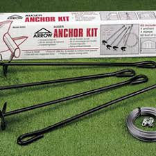 Shed Anchor Kit Instructions by Arrow Metal Storage Sheds And Metal Utility Buildings Metal Sheds