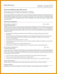 Stock Clerk Resume