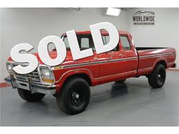 1978 Ford F150 For Sale | ClassicCars.com | CC-1144668