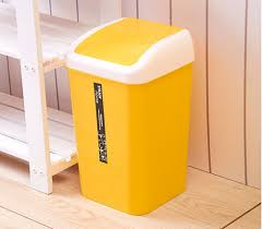 Small Bathroom Trash Can With Lid by Amazon Com Creative Kitchen Trash Can Trash Can Sitting Room