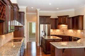 Large Beautiful Kitchens With Island Kitchen This Is