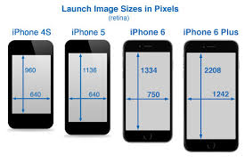iPhone Development 101 Default Launch Image Sizes for iPhone & iPad