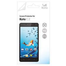 Kata C2 Screen Protector Premium Clear HD for Kata C2 1 Pack