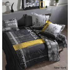 parure de lit new york achat vente parure de lit new york pas