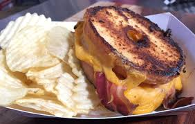 Doughnut Grilled Cheese, Dirty Bird Among New Erie County Fair Foods ... Street Food Grilled Cheese In Erie Pa Youtube Matties Blog And His Fight Against Osteosarcoma Dc Food Trucketeers All For One All Truck Good Stuff Les Schwab Tire Centers Grand Opening Riverside Ie Gourmet Trucks Cgdons After Dark Dhbliss Archive Keep Rolling Along Taco Bus Authentic Mexican Taste The Big Cheese Truck Home Facebook Any Kine Wtons Minneapolis Roaming Hunger