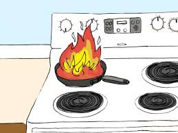 The Kitchen Clipart Cooking Gas 3