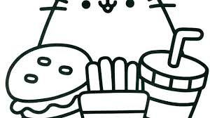 Unicorn Coloring Pages Easy Cute Pictures Of Sheets Ideas Colorin