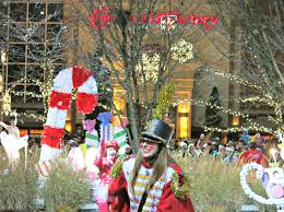 Bellevue Singing Christmas Tree 2012 by The Holidays Get Going