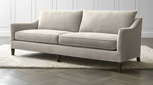 Crate And Barrel Verano Sofa Slipcover by Keely Sofa Crate And Barrel