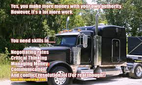 100 Otr Trucking Jobs No Experience Getting Your Own Authority