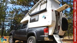 10 IMPRESSIVE TRUCK BED CAMPERS Made In The Good Ol' USA - YouTube ...