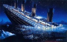 Titanic Sinking Simulation Real Time by Could You Have Saved The Titanic Titanic Titanic Sinking And Ships