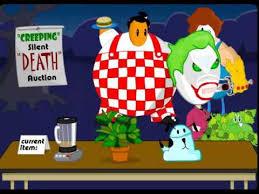 Homestar Runner Halloween Pumpkin by Halloween Fairstival 2004 Halloween Toon Youtube