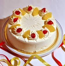 Pineapple cake – Best Gifts to Kolkata