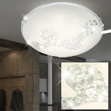 leuchten leuchtmittel led wohnzimmer decken le kristall
