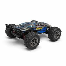 100 Bigfoot Monster Truck Toys XINLEHONG 9136 Spirit RC Car RTR Blue