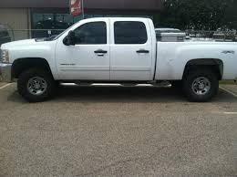 Bigger tire on silverado stock wheels TexasBowhunter