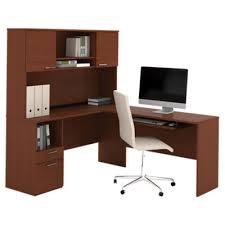 Bestar L Shaped Desk by Flare L Shaped Desk With Storage Smart Furniture