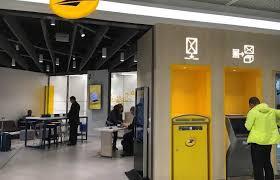 les bureaux de poste la poste et aéroports ouvrent deux bureaux de poste le