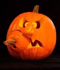 Corpse Bride Pumpkin Stencil by Halloween Canteen Gourd Hand Painted Pumpor Halloween Och Kärlek
