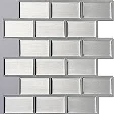 ecoart peel and stick self adhesive wall tile for