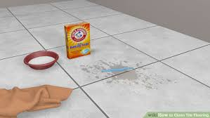 tile is to keep clean and the grooves in between each with
