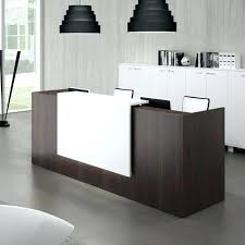 Modern Reception Desk Contemporary S Office Furniture