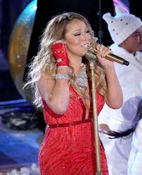 Rockefeller Christmas Tree Lighting 2014 Mariah Carey by Mariah Carey Sings U0027all I Want For Christmas U0027 At Disneyland Time Com