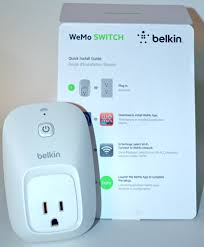 Belkin WeMo Smart Home Automation Switch Review The Gadgeteer