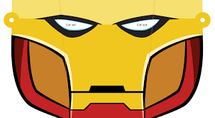 Heres How To Make An Iron Man Helmet In 8 Simple Steps
