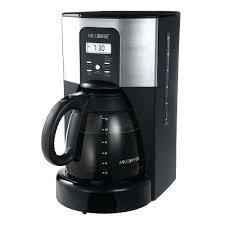 Mr Coffee Latte Maker Walmart