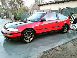 100 Craigslist Trucks For Sale In Nc Weekly Hidden Treasure 1990 Honda CRX Si Turbo