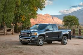 GMC Unveils Mid-Size 2015 Canyon Pickup Sold2015 Gmc Canyon Crew Cab Slt Standard Box Black 38270 Msrp Chevrolet Brings Back The Midsized Colorado Coleman Pressroom United States Canyon 2019 Midsize Truck Diesel Chevy Z71 Trail Boss Edition On Point Off Road 5 Best Pickup Trucks Gear Patrol 2015 V6 4x4 Crew Cab Test Review Car And Driver First Drive Coloradogmc Medium Duty Work Driving Impression 25l Extended