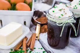 Irish Whiskey Cake in a Jar Home & Family