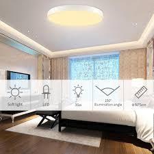 warm weiße licht 36w led deckenleuchte 7200lm 72led deckenle ultra dünn lichtfarbe einstellbar deckenlen für schlafzimmer badezimmer