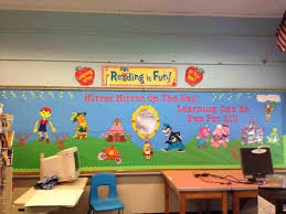 Use This Latest Preschool Wall Art Decoration Ideas For Classroom Walls Display