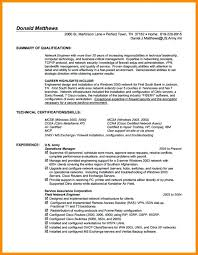 Information Technology Resume Examples No Experience 7 In