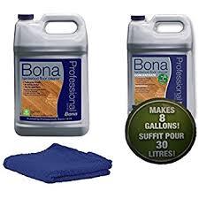 amazon com bona pro series hardwood floor cleaner 1 gallon of