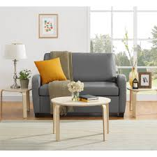 Sofa Beds At Walmart by Mainstays Sofa Sleeper Black Walmart Com