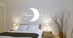 stikers chambre stickers muraux ciel étoilé personnalisable sticker décoration