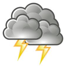 Free Lightning Storm Cliparts Download Clip Art