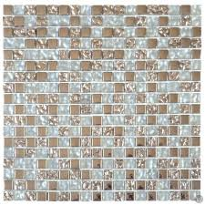 bati orient glass tile decor 5 8 x 5 8 mix grey