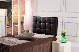 Black Leather Headboard Single by Single Bed Head Graysonline