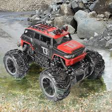 100 Big Remote Control Trucks Wheel 116 Monster Truck 24G Off Road Lifelike