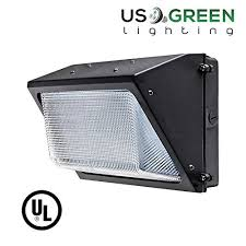 led 60w wall pack fixture phillips chip set 5000k daylight