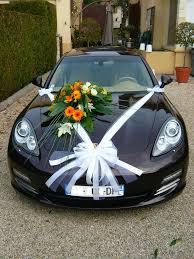 décor de voiture mariage fleuriste etes etrechy voitures