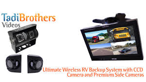 Wireless Backup Camera Systems With Split Screen Monitors For Travel ... Podofo 7 Wireless Monitor Waterproof Vehicle 2 Backup Camera Kit System The Newest Upgraded Digital Amazoncom Yada Bt53872m2 Matte Black Best Aftermarket Backup Cameras Back Out Safely Safewise Ir Night Vision Car Phone Reversing For Trucks Garmin Bc 30 Truck Camper 010 8 Of 2018 Reviews Rv Welcome Quickvu Features Benefits Ip69k With 43 Dash