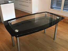 glastisch fürs esszimmer kaufen auf ricardo